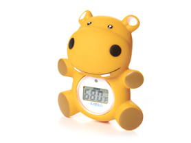 Mobi TempTub Thermometer - Hippo