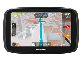 "TomTom 5"" GPS w/ Lifetime Maps & Traffic"
