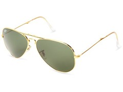 Ray-Ban Folding Aviator Sunglasses