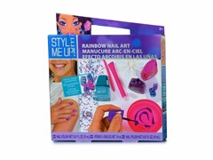 Style Me Up - Rainbow Nail Art Kit