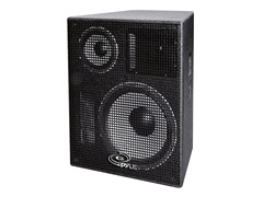 "15"" Heavy Duty 3-Way Stage Monitor Speaker Cabinet"