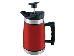 Table Top French Press - 20oz - Candy Apple