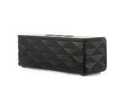 Bluetooth Stereo Speaker w/ Mic - Black