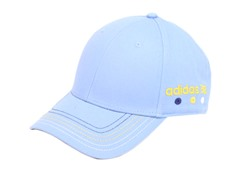 adidas Performance Patch Hat, Light Blue