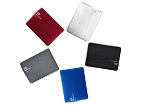 WD MyPassport Ultra Portable Hard Drives