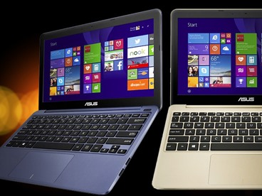 "Asus X205TA 11.6"" Intel Quad-Core Notebooks"