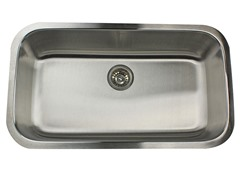 Nantucket Sinks Undermount Kitchen Sink