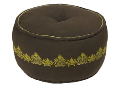 Regal Pouf