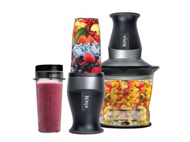 Ninja Nutri 2-in-1 Blender Grey