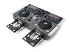 Professional Dual CD/MP3/USB Mixing Console