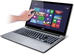 "Acer V5 15.6"" Core i3 Touchscreen Laptop"