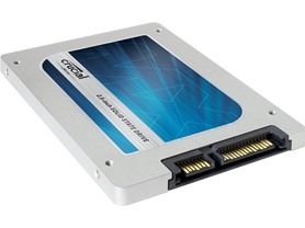 "Crucial MX100 2.5"" 256GB SATA Solid State Drive"