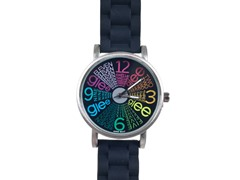 Starburst Logo Watch - Black Band