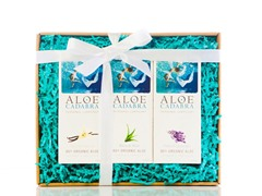 Aloe Cadabra 3 PK Green Gift Box