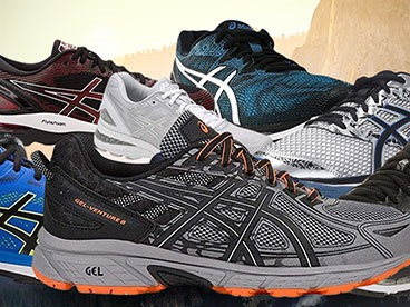 ASICS Clearance Calculator for Running Shoes