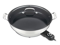 "Cuisinart Electric 14"" Skillet"