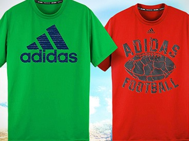 adidas Youth Tees