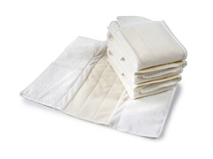 6-Piece Reusable Tri-Fold Liners