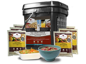 Wise 132 Servings Ultimate Preparedness Kit