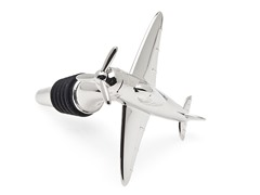 Godinger Airplane Bottle Stopper