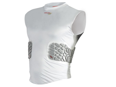 Zoombang 2-Piece Compression Rib Shirt