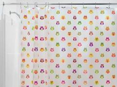 Interdesign Owlz Shower Curtain