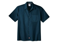 Short Sleeve, One-Pocket - Dark Navy (M)