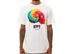 Neff Men's Dome Piece Tee - White