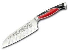 "Guy Fieri 5.5"" Santoku Knife"