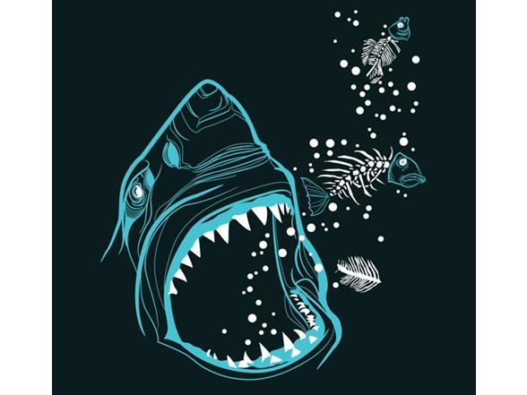 Shark Attack! XQA0127w