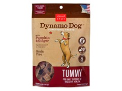 Dynamo Dog Tummy - Pumpkin & Ginger