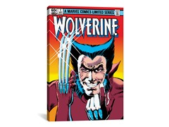 Wolverine Cover Issue Cover #1