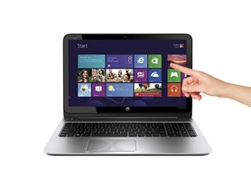 "HP ENVY 15.6"" AMD A10 Touchsmart Laptop"