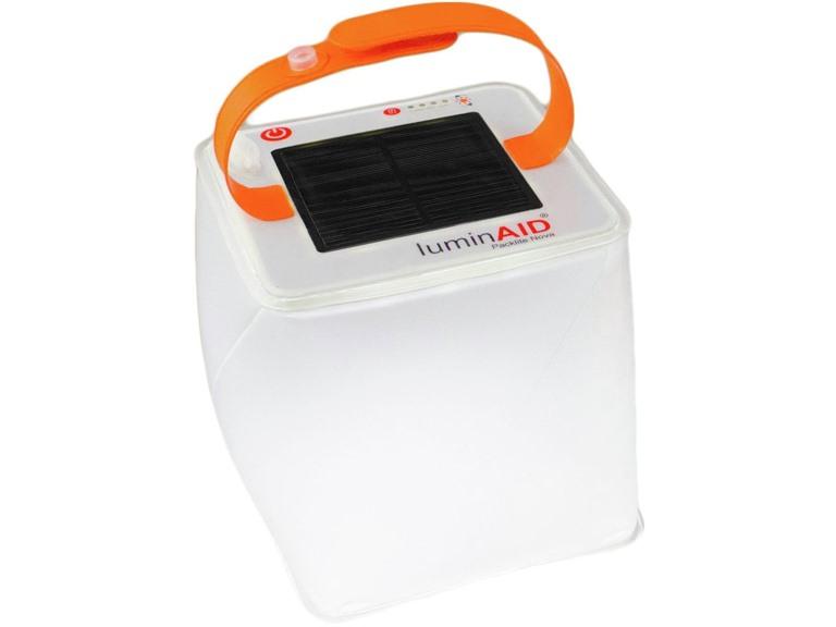 LuminAID PackLite Nova: Solar & USB Waterproof Lantern