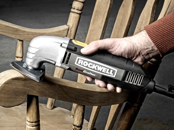 how to use rockwell sonicrafter