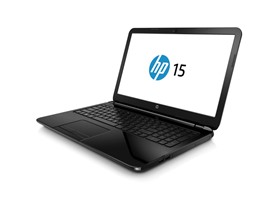 "HP Pavilion 15.6"" Intel Quad-Core Laptop"