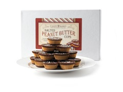 Candy Basket Salted Peanut Butter Cups