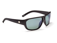 Optic Nerve EKG Polarized, Grey/Black