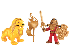 Imaginext Knight and Lion