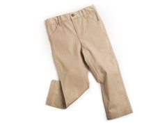 Twill Pants - Khaki (2T-7)