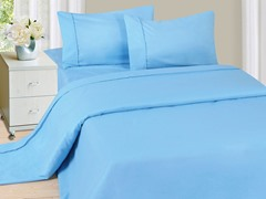 Lavish Home Sheet Set - Blue- 3 Sizes