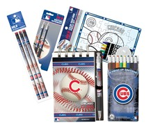 Chicago Cubs MLB Team Notepad Set