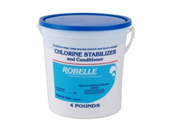 Chlorine Stabilizer and Conditioner