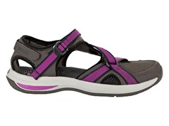 Teva Women's Ewaso Sandals - Purple (5)