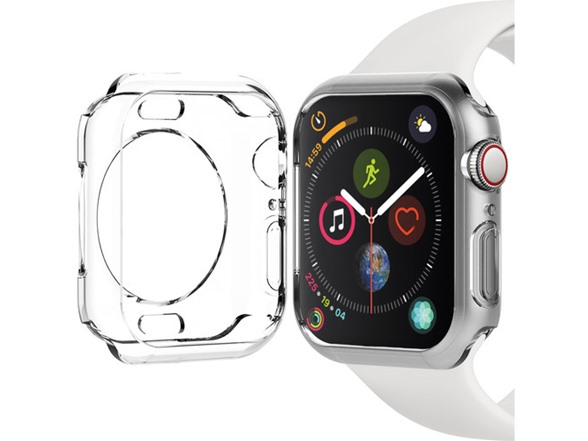 low priced b6e22 e6771 AVODA TPU Bumper for Apple Watch Series 4 (40mm or 44mm)