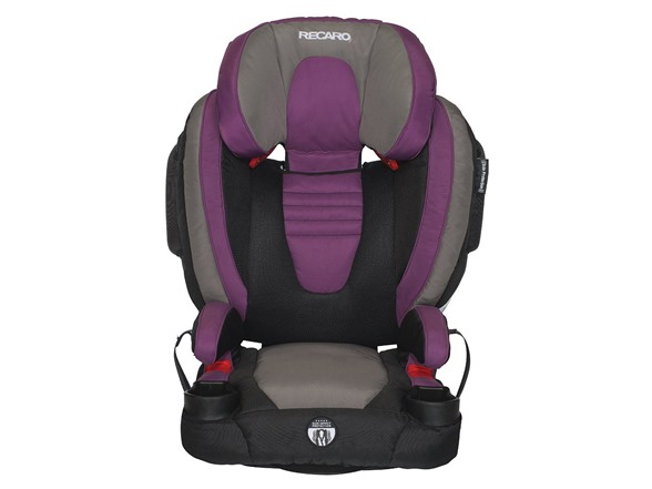 recaro performance booster car seat 2 colors. Black Bedroom Furniture Sets. Home Design Ideas
