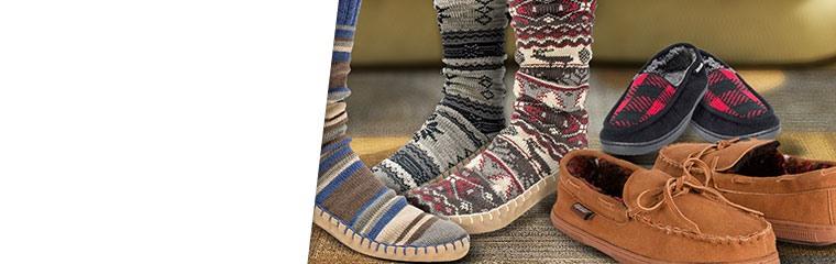 MUK LUKS Men's Slippers
