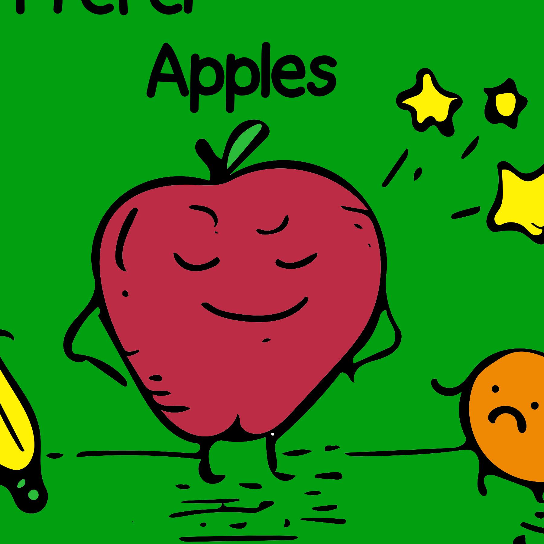 Teachers Prefer Apples