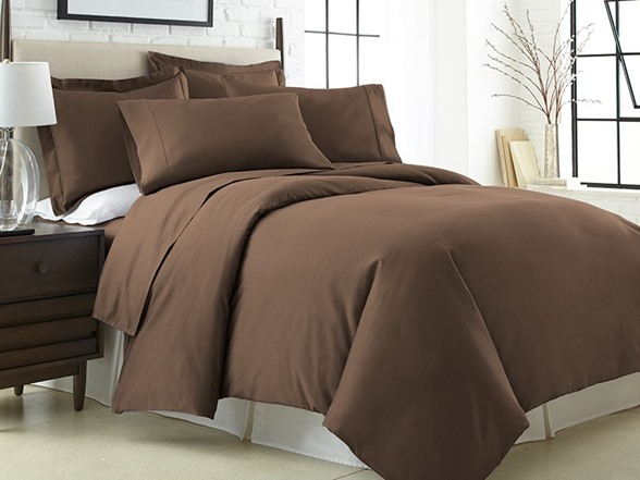 600tc Egyptian Cotton Duvet Full Queen 5 Colors