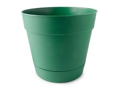 12-inch Basic Planter 4-pack, Green